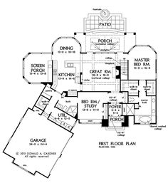 House Floor Plans also House Plans additionally House Designs Blueprints likewise Small House Plans together with The Berlin. on bonus room office design