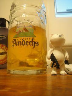 German Andechs German Beer, Water Bottle, Drink Beer, Mugs, Drinks, Tableware, Places, Drinking, Beverages