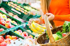 Woman Shopping Basket Stock Photos, Images, & Pictures – (3,894 Images) - Page 3