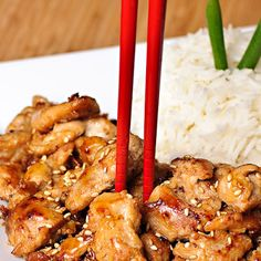 Chicken Teriyaki Recipe