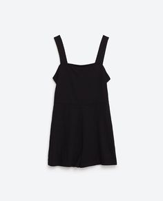 Image 8 of SQUARE NECKLINE JUMPSUIT from Zara