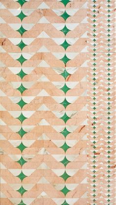 Papiro collection by Patricia Urquiola for Budri Floor Patterns, Textile Patterns, Print Patterns, Pattern Print, Patricia Urquiola, Tile Design, Pattern Design, Geometric Tiles, Tiles Texture