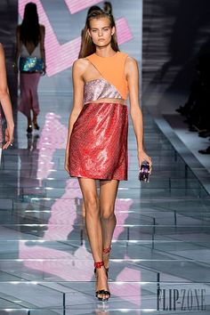Versace Spring-summer 2015 - Ready-to-Wear