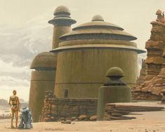 Sadly, We lost a big legend in the Sci-Fi concept art world yesterday. Mr. Ralph McQuarrie  has passed away at the age of 82. I've always wa...