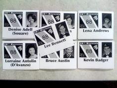 class reunion ideas | Class reunion name badges | Flickr - Photo Sharing!
