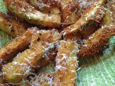 Italian Fried Zucchini