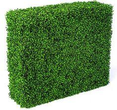 faux hedge