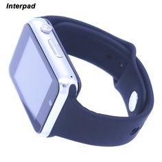 Cheap watch android, Buy Quality smart watch android directly from China bluetooth smart watch android Suppliers: Bluetooth Smart Watch Android With Protect Glass Film Passometer Camera SIM TF Card Wrist Watch Smartwatch GT 08 Smartwatch Ios, Smart Watch Review, Kinds Of Camera, Remote Camera, Wearable Device, Glass Film, Watch Sale, Portable, 6s Plus