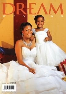 Get inspired! Read Dream Wedding Magazine