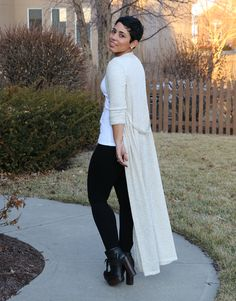 FLOOR LENGTH DUSTER SEW-ALONG! - Mimi G Style