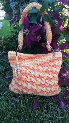 #Crochet Handbag Purse #TUTORIAL Fun DIY Purse Ideas crochet tutorial