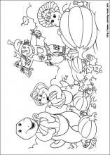 Barney and Friends coloring pages on Coloring-Book.info