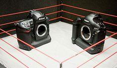 Ersan Albüm takipçilerine on puan değerinde bir soru… Sizce #Canon'mu yoksa #Nikon'mu?