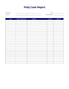 Monthly expense report template profit loss report spreadsheet petty cash log google search free printable planner templates printable free printables friedricerecipe Gallery