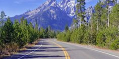Outside Jackson Hole, this Parkway connects 2 National Parks on Roadtrippers