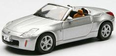 京商オリジナル 1/64 ニッサン フェアレディ Z ロードスター 2003 シルバー 京商 http://www.amazon.co.jp/dp/B000RZPUFI/ref=cm_sw_r_pi_dp_5tG6ub00XAF7D