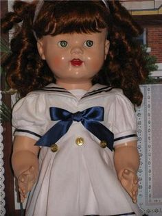 Saucy Walker doll by Ideal