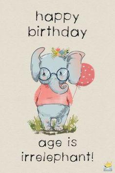 Funny Happy Birthday Images, Birthday Wishes Funny, Happy Birthday Quotes, Happy Birthday Greetings, Birthday Messages, Birthday Cards, Funny Wishes, Diy Birthday, Happy Wishes