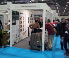 1401: 07/03/2014: NGS was at EcoBuild 2014 resource