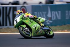 SBK World Champion - Scott Russell 1994