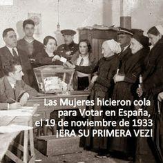 Entre Nosotras Compartimos......: Discurso de Clara Campoamor y el derecho al voto f...