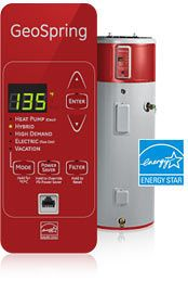 GeoSpring Hybrid Water Heater | Looking into this. Very affordable after rebates, seems efficient.