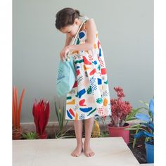 Bobo Choses Straps Dress Matisse