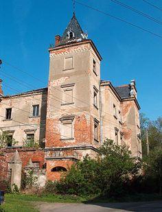 Pałac w Nowiźnie - Pałac Nowizna - - Dolny Śląsk