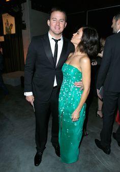 Channing Tatum et Jenna Dewan Tatum au Gala Baby2Baby