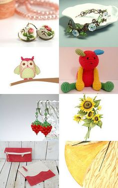 Only one day to Summer! by Ildikó on Etsy--Pinned with TreasuryPin.com