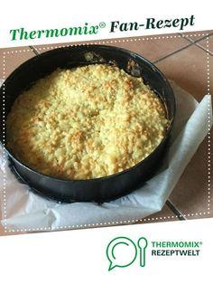 Käse-Fladenbrot (ohne Hefe) von Husumerin3012. Ein Thermomix ® Rezept aus der Kategorie Brot & Brötchen auf www.rezeptwelt.de, der Thermomix ® Community.