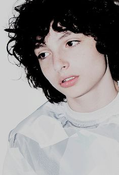 Finn Wolfhard photographed for Status Magazine.