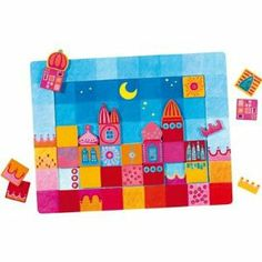 Haba 1001 Nights Arranging Game by HABA. $42.74. Weight: 2.75 lbs.. Height: 1.97 in.. Age: 3 - 5 years. Width: 10.87 in.. Length: 14.85 in.. HABA 2299 - HABA 2299 - A magnetic tile arranging game that will lead little ones and older ones, alike, into the fantastic world of 1000 nights. Whoever lets their imagination go will create magnificent palaces, nice patterns and much more. Magnetic foil must be applied to the wooden parts. Comes with 80 wooden tiles, 10 motifs in ori...