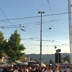 What a weekend! 😱🤩 See you again in three years ! See You Again, Zurich, Utility Pole, Street, Instagram Posts, Party, Parties, Walkway