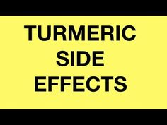 Turmeric Side Effects & Contraindications (Watch BEFORE You Buy) - YouTube Best Turmeric Supplement, Curcumin Supplement, Best Turmeric Capsules, Turmeric Side Effects, Bile Duct, Turmeric Health Benefits, Turmeric Curcumin, Pills, About Me Blog