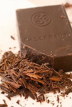 Bernard Callebaut Belgian Chocolate // Re-pinned by Tara Blais Davison