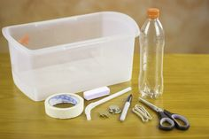 How to Make a Homemade Submarine for Science Class
