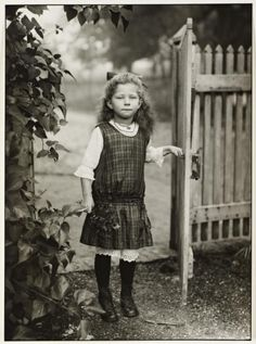 August Sander 'Farmer's Child', 1919, printed 1990 © Die Photographische Sammlung/SK Stiftung Kultur - August Sander Archiv, Cologne; DACS, London, 2015.