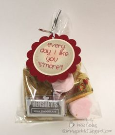 cute Valentine treats