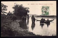 The Vintage Vietnamese Indochine Picture Collections | Driwancybermuseum's Blog