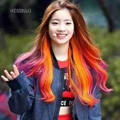 Resultado de imagen para dahyun twice ooh ahh