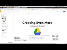 ▶ PD Series: Creating More With Google Drive - YouTube
