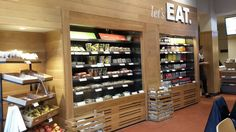 Refrigeration Design For High Quality Food Retailers   –  EAT