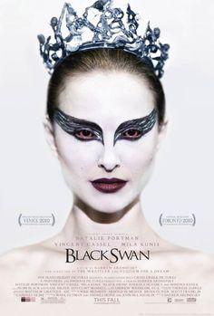 Siyah Kugu - Black Swan - 2010 - BRRip Film Afis Movie Poster