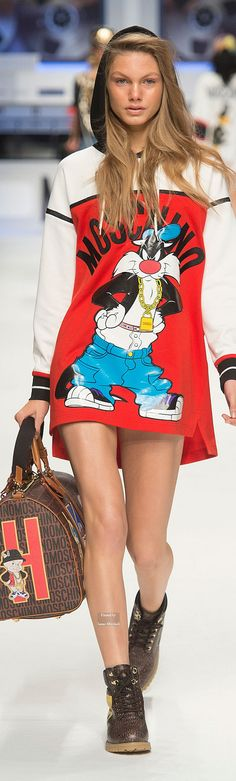 Moschino Collection Fall 2015