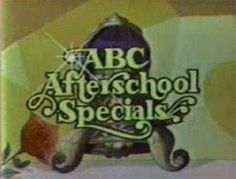Childhood Memory Keeper: Retro Pop Culture from the 1960s, 1970s and 1980s: ABC Afterschool Special