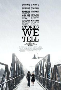 Stories We Tell (우리가 들려줄 이야기)