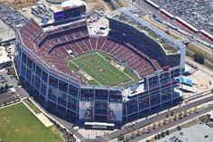 Levi's Stadium in Santa Clara, Calif., home of the 49ers and Super Bowl 50