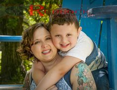 A mother's love to her son is forever. #RedRockICT #Wichita #Momandsonphotography #Fiveyearoldphotography #Outdoorposes