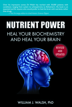 Walsh Research Institute - Nutrient Power Book - Paperback (2014), $14.95 (http://www.walshresearch.mybigcommerce.com/nutrient-power-book-paperback-2014/)